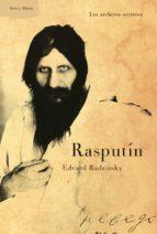 rasputín (ebook)-edvard radzinsky-9788498924831
