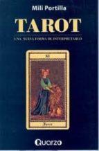 tarot: una nueva forma de interpretarlo mili portilla 9789707320031