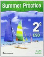 summer practice. 2º eso (student book + cd) anna ellis linda marks 9789963463831