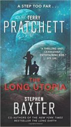 the long utopia terry pratchett stephen baxter 9780062297341