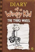 diary of a wimpy kid 7: the third wheel jeff kinney 9780141345741