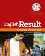 english result elementary student s book with dvd-paul hancock-annie mcdonald-9780194129541