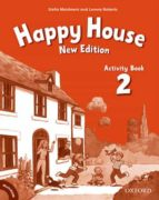 happy house 2 activity book + multirom pk 2ed (happy earth)-stella maidment-lorena roberts-9780194730341