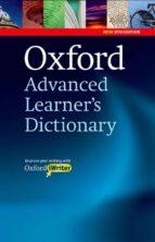 oxford advanced learner s dictionary 8 ediction hardback + cdrom 9780194799041