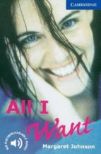 all i want: level 5-margaret johnson-9780521794541