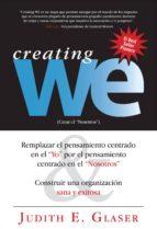 creating we, crear el