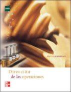 direccion de las operaciones (edicion adaptada)-steven nahmias-9781121444041