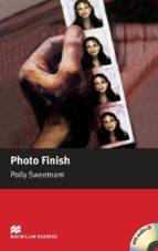 photo finish (starter level) (incluye audio-cd)-polly sweetnam-9781405077941