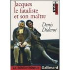 jacques le fataliste et son maitre (texte and dossier) denis diderot 9782070305841