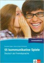 55 kommunikative spiele - libro-9783126751841