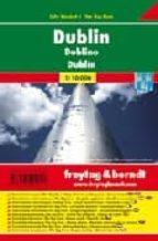 dublin city pocket, plano callejero (1:10000) (freytag & berndt)-9783707909241