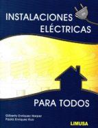 instalaciones eléctricas para todos 9786070508141