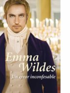 un error inconfesable (ebook)-emma wildes-9788401384141