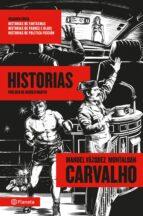 carvalho: historias-manuel vazquez montalban-9788408035541