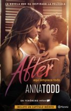 after (serie after 1) (ebook)-anna todd-9788408134541