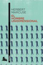 el hombre unidimensional-herbert marcuse-9788408151241