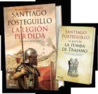 pack verano la legion perdida-santiago posteguillo-9788408158141