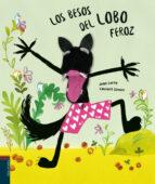 los besos del lobo feroz libro marioneta 9788414011041