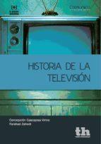 historia de la televisión (ebook) concepcion cascajosa virino 9788416349241