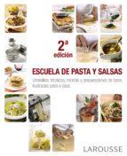 escuela de pasta y salsas 9788416368341