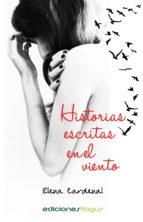 historias escritas en el viento (ebook)-elena cardenal-9788416508341
