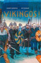 ¡vikingos!-vicent carpentier-9788416830541
