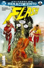 flash núm. 19/ 5 (renacimiento)-joshua williamson-9788417063641