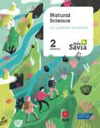 natural science 2º educacion primaria workbook mec savia 2018 9788417291341