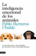 la inteligencia emocional de los animales (ebook)-9788423354641