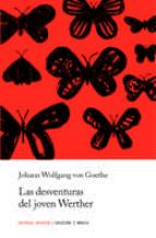 las desventuras del joven werther-johann wolfgang von goethe-9788426141941