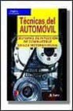 tecnicas del automovil: sistemas de inyeccion de combustible en l os motores diesel j.m. alonso perez 9788428327541