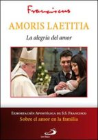 amoris laetitia: la alegria del amor-jorge (papa francisco) bergoglio-9788428551441