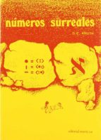 numeros surreales donald e. knuth 9788429150841