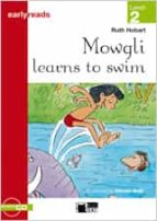 mowgli learns to swim. book + cd ruth hobart 9788431684341