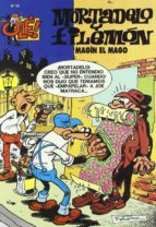 mortadelo y filemon: magin el mago (ole nº 55)-francisco ibañez-9788440643841