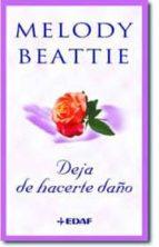 deja de hacerte daño melody beattie 9788441418141