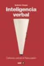 inteligencia verbal: defensa verbal y persuasion-antonio coque-9788441432741