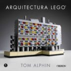 arquitectura lego tom alphin 9788441538641