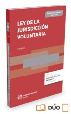 ley de la jurisdicción voluntaria-9788447053841