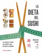 la dieta del sushi-makiko sano-9788448020941
