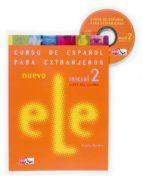 nuevo ele inicial 2: libro del alumno (incluye audio-cd)-virgilio borobio carrera-9788467509441