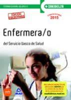 ENFERMERO/A DE OSAKIDETZA TEMARIO GENERAL VOLUMEN 2