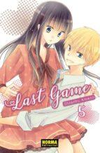 last game 5-shinobu amano-9788467931341