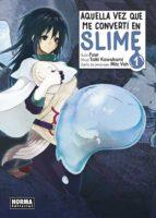 aquella vez que me converti en slime 1 taiki kawakami 9788467935141