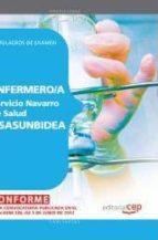 enfermero/a del servicio navarro de salud-osasunbidea: simulacros de examen-9788468143941