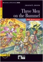 three men on the bummel book + cd 9788468203041