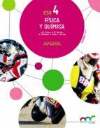 física y química 4º eso aprender es crecer en conexion castellano-9788469810941