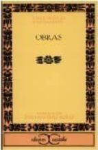 El libro de Obras autor LUIS CARRILLO Y SOTOMAYOR PDF!