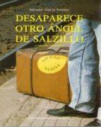 desaparece otro angel de salzillo-salvador garcia jimenez-9788476849941