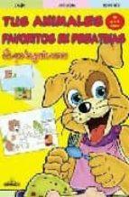 Tus animales favoritos en pegatinas por Clara san millan MOBI EPUB 978-8477735441